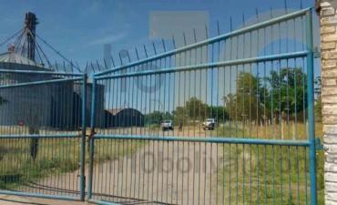 Un operario de una planta de silos sufrió un shock eléctrico, se encuentra fuera de peligro