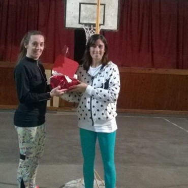 Ultimo torneo del año para Cestoball Bolívar