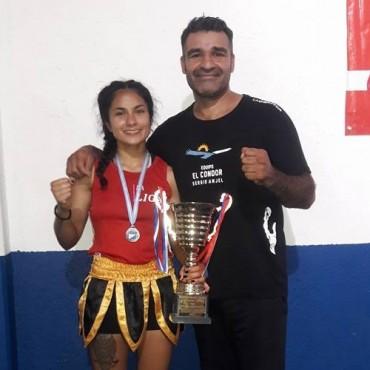 Boxeo: Antonella Albo se consagró SubCampeona Nacional
