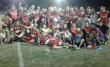 Fútbol Senior Mayores: Casariego se coronó campeón