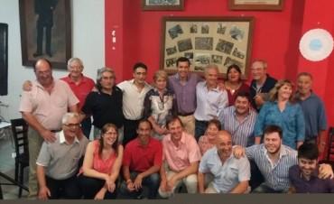 José Gabriel Erreca asumió como el nuevo Presidente del Comité de la UCR