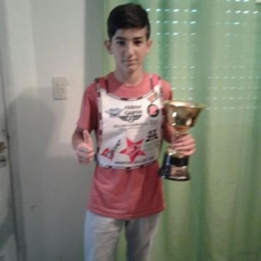 Speedway: Francisco Gómez fue campeón argentino