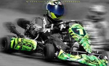 Federico Díaz fue Subcampeón en el Karting del Oeste