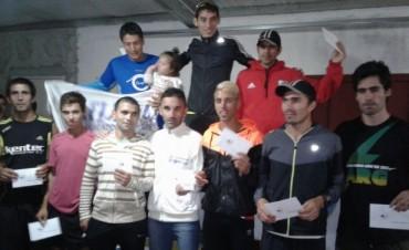 Atletismo: Se corrió una nueva edición de 'Club Empleados Corre'