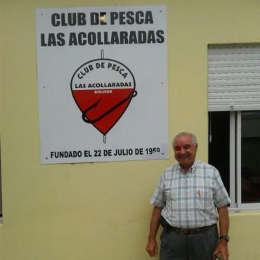 (Club de Pesca Las Acollaradas) Daniel Illescas: 'Con una nueva comisión el año fue positivo'