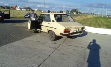 Pehuajó: Cinco bolivarenses, con dos vehículos, involucrados en un accidente de tránsito en Ruta 5