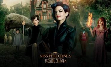 Permitidos y Miss Peregrine y sus niños peculiares en 3D en el Avenida