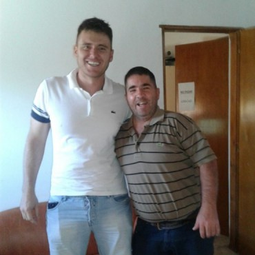 Lucas Vivas visitó FM 10