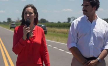 Entre Pehuajó y Daireaux: Vidal inauguró la