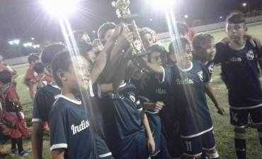 Copa Sueños de Primera: se entregaron los premios a los ganadores y reconocimientos a los equipos técnicos