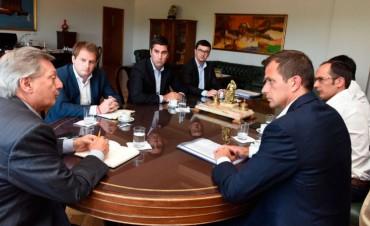 Marcos Pisano: 'El Ministro nos aseguró la continuidad de la obra'