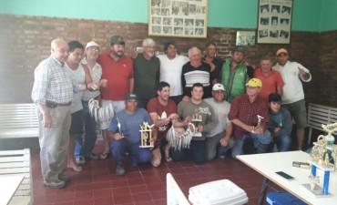 Pesca: Ramiro Lanzzinetti terminó 1° en el Ranking General 2017