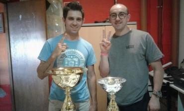 Motocross: Los hermanos Pagani campeón y subcampeón en la 'Copa del Oeste'