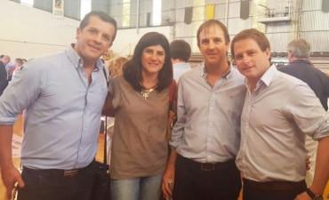 Concejales de Cambiemos Bolívar participaron de un plenario en La Plata