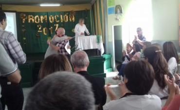 Casi cincuenta alumnos egresaron de las cárceles de Sierra Chica