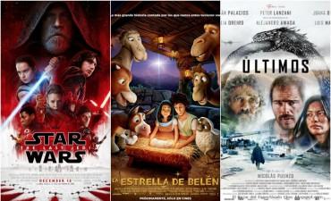 La cartelera del Cine Avenida para fin de año